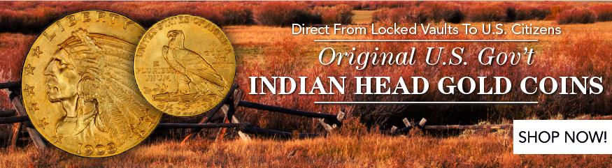 $2.5 Indian Head