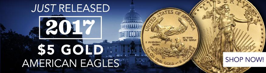 2017 $5 Gold Eagle