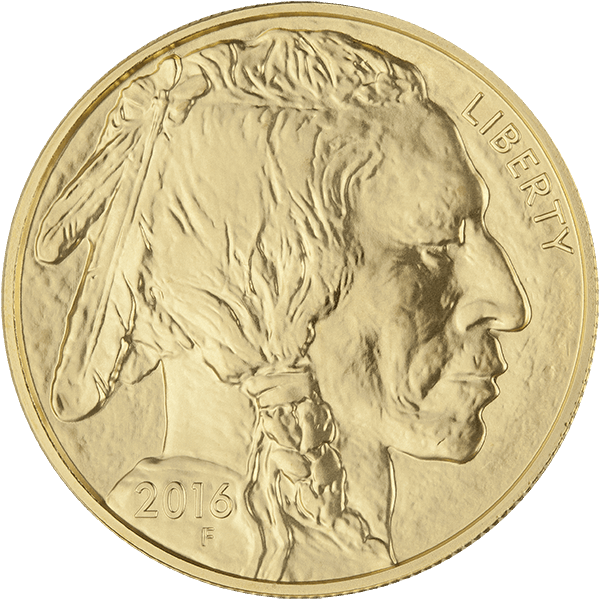 American Gold Buffalo 1 Oz 2016