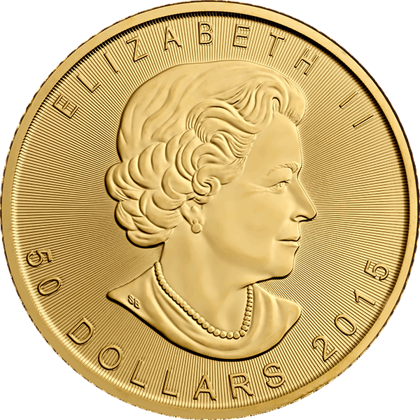 Buy 2014 1 oz. Gold Canadian Maple Leaf Coins Online - Cache Metals Toronto