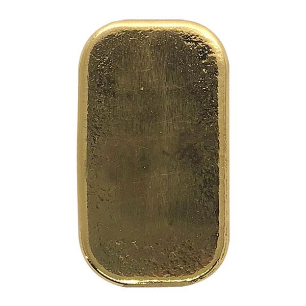GOLD BARS ASSORTED WEIGHTS 50 GRAM GOLD BAR PAMP CAST Reverse